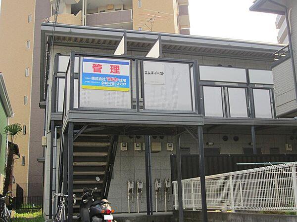 エムズイースト 1階の賃貸【埼玉県 / 春日部市】