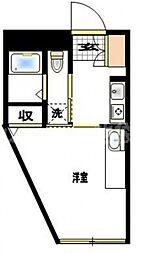SeboSebo西浦和II[2階]の間取り