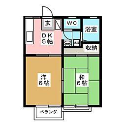 北山駅 4.0万円