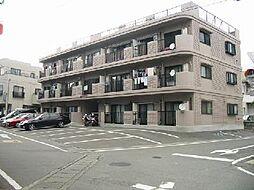 ソワサントUTRI[2階]の外観