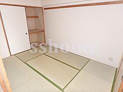 サンクチュアリ本山の和室