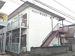 神奈川県藤沢市亀井野3丁目の賃貸アパートの外観