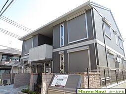 近鉄南大阪線 恵我ノ荘駅 徒歩7分の賃貸アパート