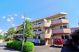 東京都東久留米市幸町1丁目の賃貸マンションの外観