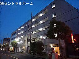 白鷺TKハイツ1号館[5階]の外観