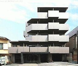 東京都品川区西品川の賃貸マンションの外観