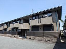 兵庫県加古川市別府町新野辺北町8丁目の賃貸アパートの外観