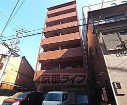 京都府京都市中京区藤西町の賃貸マンションの外観