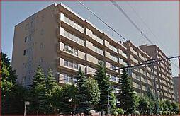 ラポール桑園駅前A棟[1階]の外観