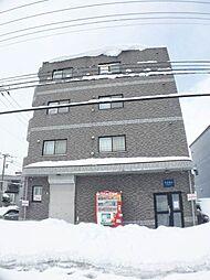 北海道札幌市手稲区新発寒三条1丁目の賃貸マンションの外観