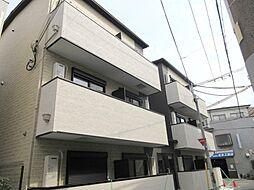 大阪府東大阪市吉松1丁目の賃貸マンションの外観