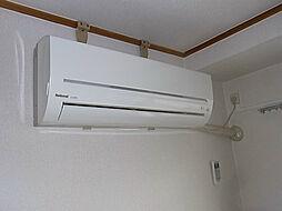 プレアール昭和台のエアコン付き