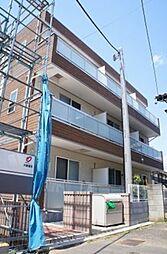 千葉県船橋市宮本3の賃貸マンションの外観
