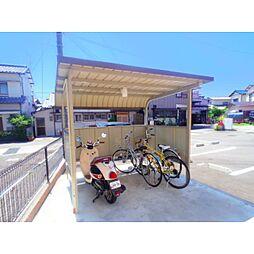 静岡県静岡市清水区駒越中の賃貸アパートの外観