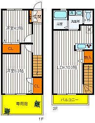 青梅線 昭島駅 徒歩10分