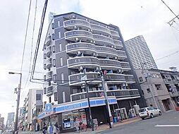 大阪府大阪市都島区友渕町2の賃貸マンションの外観