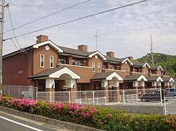 コウジィコート1・2番館[1-203号室]の外観