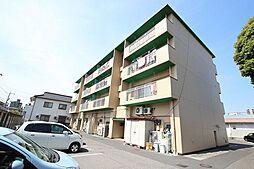 倉西コーポ[301号室]の外観