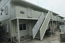 神奈川県横浜市泉区和泉中央南3丁目の賃貸アパートの外観