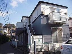 神奈川県横浜市磯子区杉田4の賃貸アパートの外観