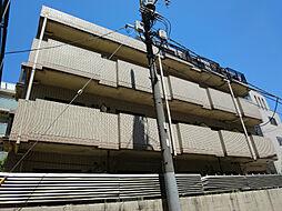 東京都目黒区中目黒1丁目の賃貸マンションの外観
