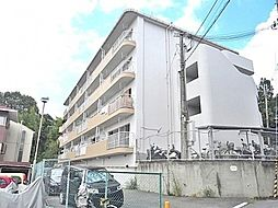 大阪府吹田市佐井寺4丁目の賃貸マンションの外観