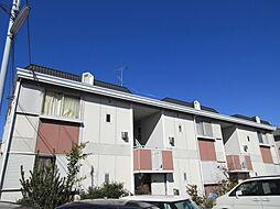 大阪府寝屋川市大利町の賃貸アパートの外観