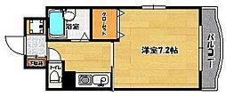 メゾンド・ルーブル[5階]の間取り