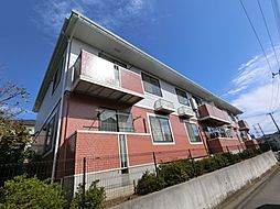 千葉県千葉市緑区誉田町1丁目の賃貸アパートの外観