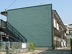 京都府京都市伏見区石田内里町の賃貸アパートの外観