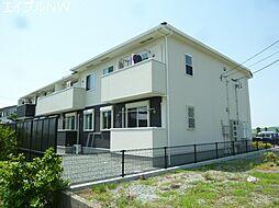 三重県度会郡玉城町中楽の賃貸アパートの外観