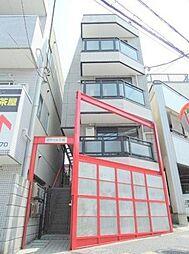 東京都世田谷区三宿2丁目の賃貸マンションの外観