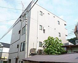 埼玉県入間市鍵山1丁目の賃貸マンションの外観