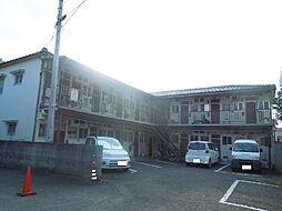 愛媛県松山市桑原7丁目の賃貸アパートの外観