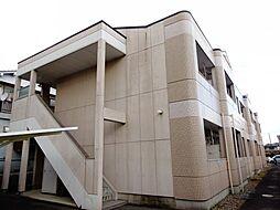 メロディーハイム[2階]の外観