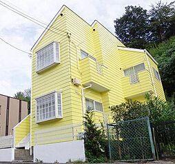 神奈川県横浜市磯子区杉田3丁目の賃貸アパートの外観