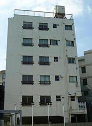 東京都目黒区中町2丁目の賃貸マンションの外観