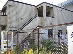 兵庫県西宮市川西町の賃貸マンションの外観