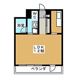 sumau[6階]の間取り