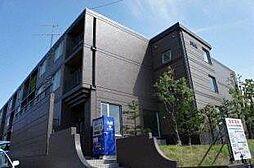 ホークメゾン札幌3号館[106号室]の外観
