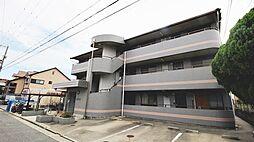 大阪府堺市西区浜寺元町2丁の賃貸マンションの外観