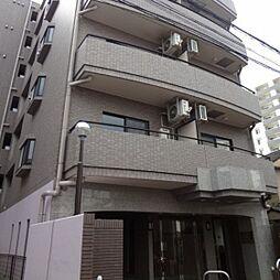 静岡県浜松市中区北田町の賃貸マンションの外観