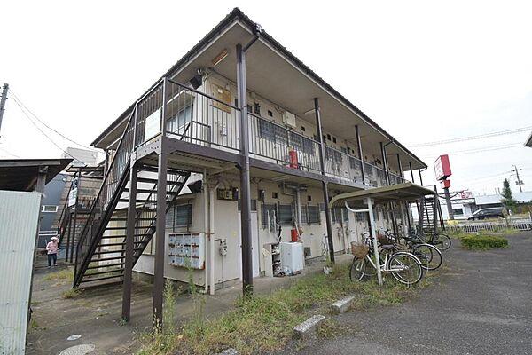 平塚荘[212号室]の外観