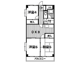 河辺駅 6.5万円