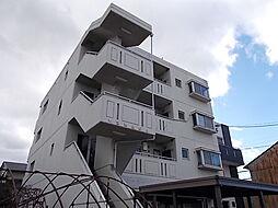 愛知県名古屋市西区平出町の賃貸マンションの外観