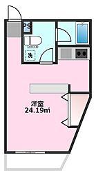 EVA鶴ヶ島[1階]の間取り