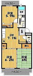 Maison KiRaRa[2階]の間取り