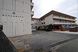 日立市立台原中学校(1093m)