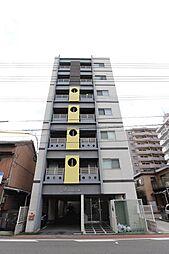 福岡県北九州市戸畑区新池2丁目の賃貸マンションの外観