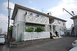 福岡県大野城市曙町1丁目の賃貸アパートの外観
